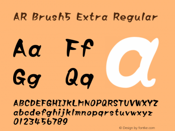 AR Brush5 Extra