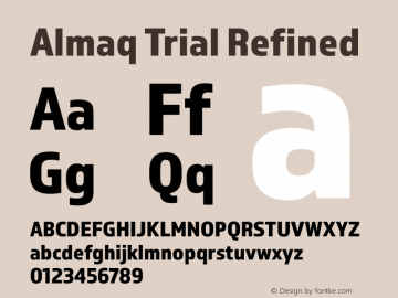 Almaq Trial
