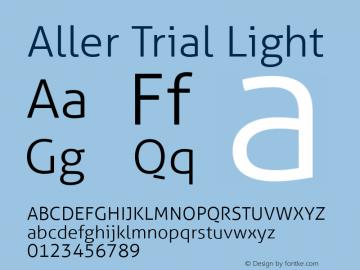 Aller Trial