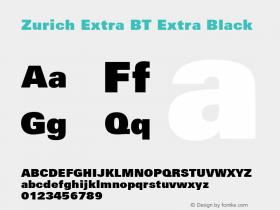 Zurich Extra BT