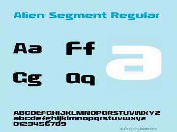 Alien Segment