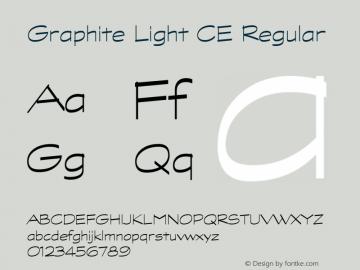 Graphite Light CE