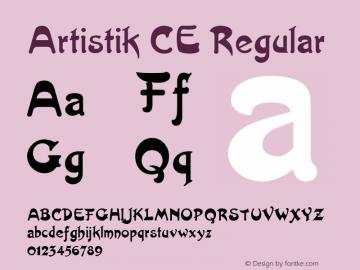 Artistik CE
