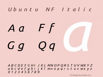 Ubuntu NF