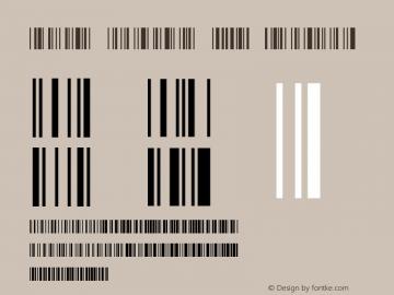 Libre Barcode 128