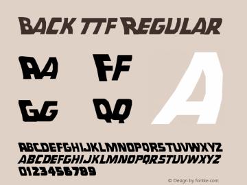 Back ttf