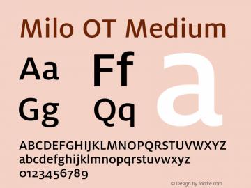 Milo OT