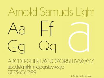 Arnold Samuels