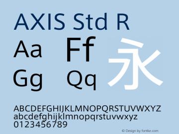 AXIS Std