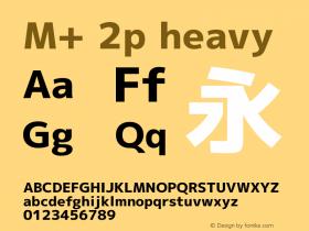 M+ 2p