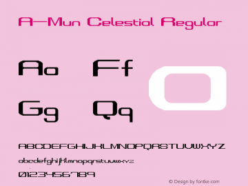 A-Mun Celestial