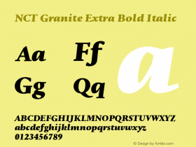 NCT Granite