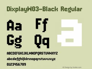 DixplayW03-Black
