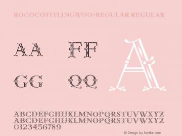 RococoTitlingW00-Regular