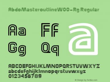 AbdoMasteroutlineW00-Rg