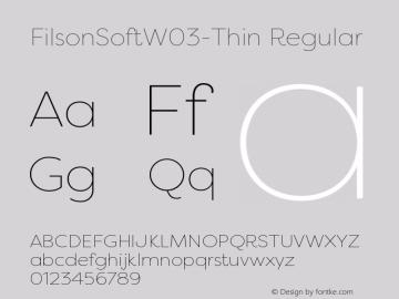 FilsonSoftW03-Thin