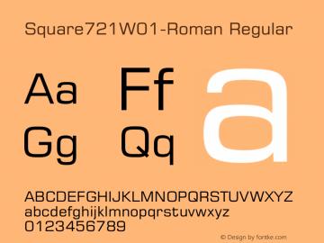 Square721W01-Roman