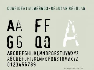 ConfidentialWebW03-Regular