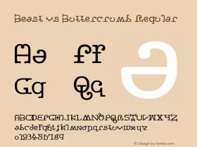 Beast vs Buttercrumb