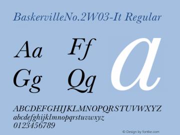 BaskervilleNo.2W03-It