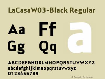 LaCasaW03-Black
