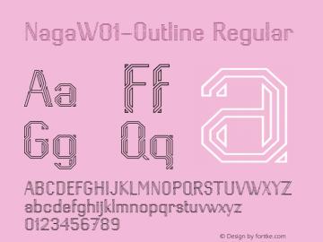 NagaW01-Outline