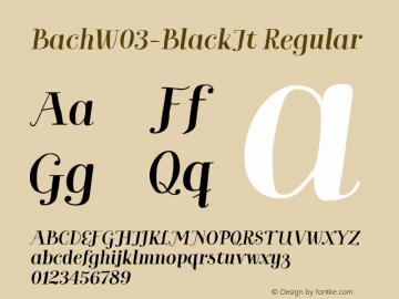 BachW03-BlackIt