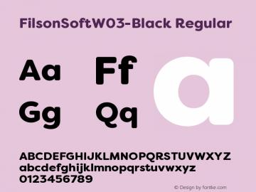 FilsonSoftW03-Black