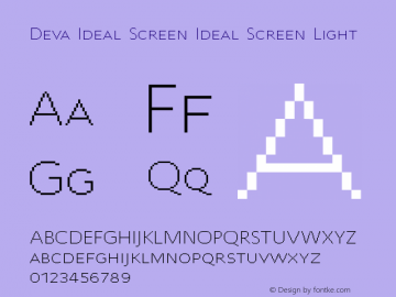 Deva Ideal Screen