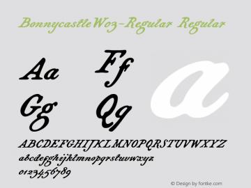 BonnycastleW03-Regular