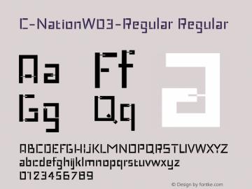 C-NationW03-Regular