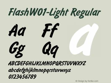 FlashW01-Light
