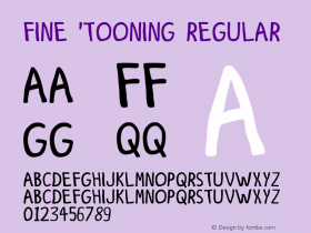 Fine 'Tooning