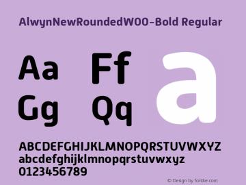 AlwynNewRoundedW00-Bold