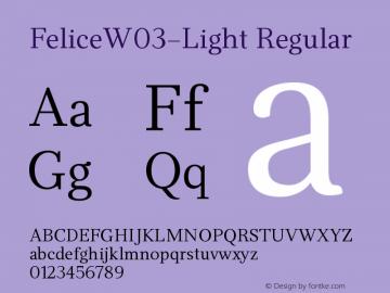 FeliceW03-Light