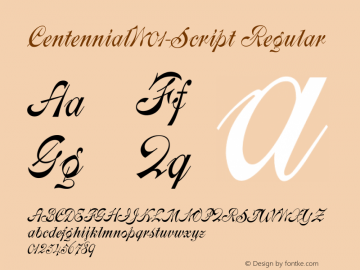 CentennialW01-Script