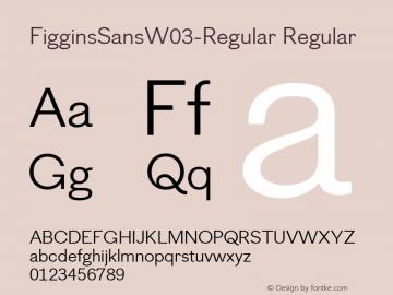 FigginsSansW03-Regular