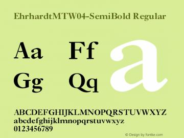EhrhardtMTW04-SemiBold