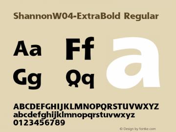 ShannonW04-ExtraBold