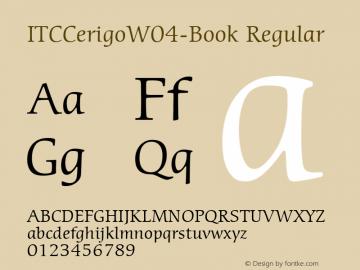 ITCCerigoW04-Book