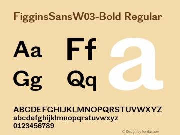 FigginsSansW03-Bold