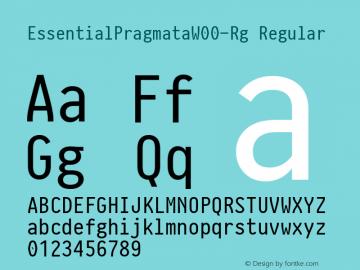 EssentialPragmataW00-Rg