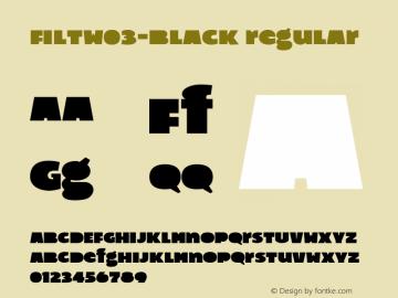 FiltW03-Black