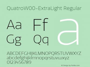 QuatroW00-ExtraLight