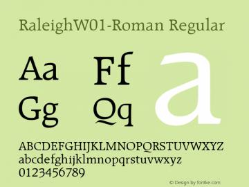 RaleighW01-Roman