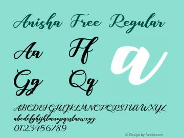 Anisha Free