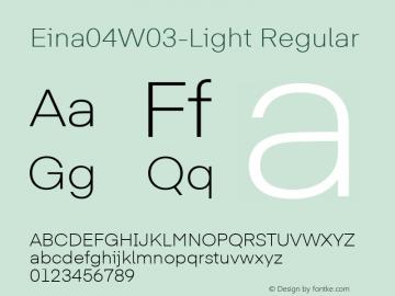 Eina04W03-Light