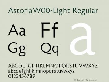 AstoriaW00-Light