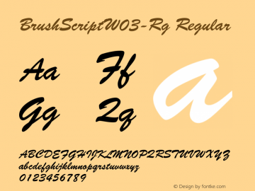 BrushScriptW03-Rg