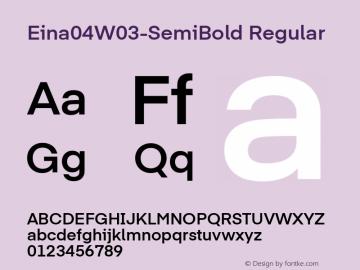 Eina04W03-SemiBold